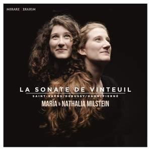 Saint-Saëns, Debussy, Hahn & Pierné: La sonate de Vinteuil
