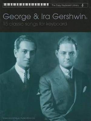George Gershwin_Ira Gershwin: Easy Keyboard Lib