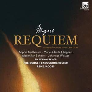 Mozart: Requiem in D minor, K626
