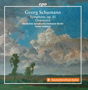 Georg Schumann: Symphony Op. 42 & Overtures Product Image