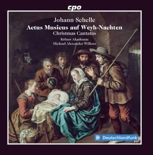 Johann Schelle: Actus Musicus Auf Weyh-Nachten