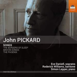 John Pickard: Songs