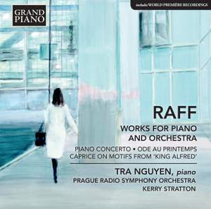 Joachim Raff: Works for Piano and Orchestra Product Image