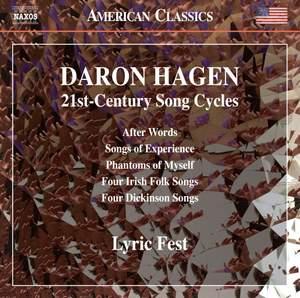 Daron Hagen: 21st Century Song Cycles