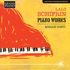Lalo Schifrin: Piano Works Product Image