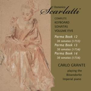 D. Scarlatti: The Complete Keyboard Sonatas, Vol. 5