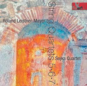 Lesitner-Mayer: String Quartets Nos. 5-7 Product Image