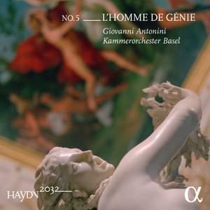 Haydn 2032 Volume 5 - L'Homme De Genie Product Image