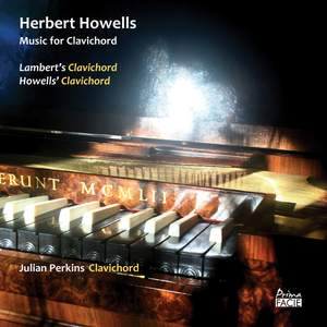 Howells: Music for Clavichord Product Image
