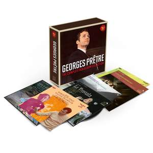 Georges Prêtre - The Complete RCA Album Collection Product Image
