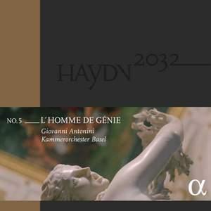 Haydn 2032 Volume 5 - L'Homme De Genie - Vinyl Edition