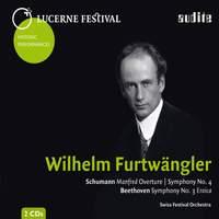 Wilhelm Furtwängler conducts Schumann & Beethoven