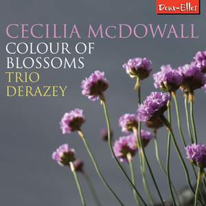 Cecilia McDowall: Colour of Blossoms Product Image