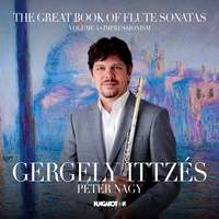 The Great Book of Flute Sonatas, Vol. 4: Impressionism
