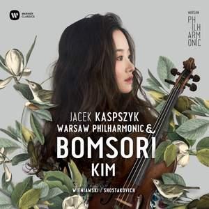 Wieniawski: Violin Concerto No. 2 & Shostakovich: Violin Concerto No. 1