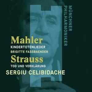 Mahler: Kindertotenlieder Product Image