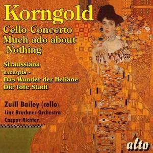 Korngold: Cello Concerto