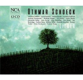 Othmar Schoeck: Lieder