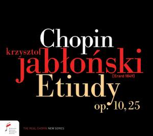 Chopin: Etudes Op. 10, 25 Product Image