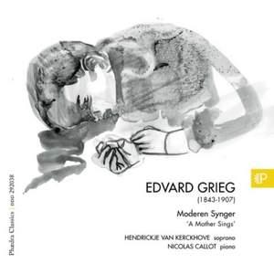Grieg: Moderen Synger 'A Mother Sings'