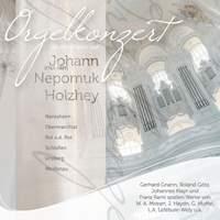 Orgelkonzert an 6 Holzhey-Orgeln mit 4 Organisten