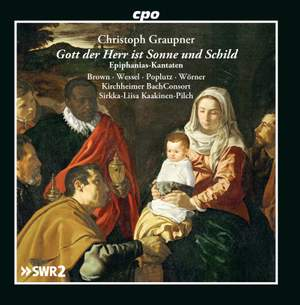 Christoph Graupner: Epiphany cantatas Product Image