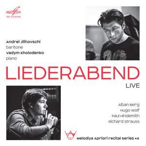 Liederabend (Live)