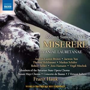 Johann Simon Mayr: Miserere
