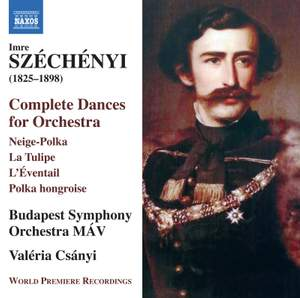 Imre Széchényi: Complete Dances for Orchestra