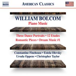 William Bolcom: Piano Music
