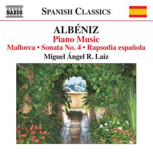 Albeniz: Piano Music, Vol. 8