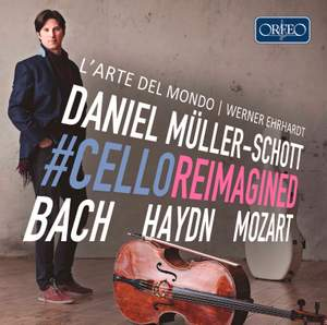 #CelloReimagined - Bach, Haydn, Mozart