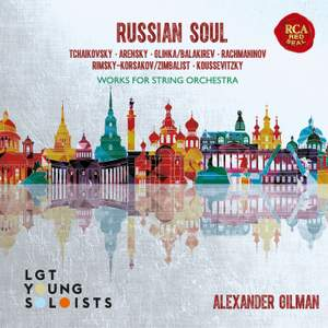 Russian Soul Product Image
