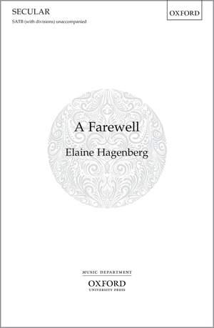 Hagenberg, Elaine: A Farewell