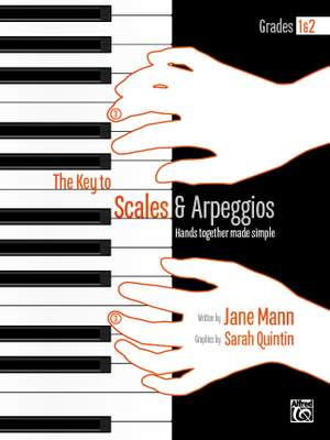 The Key to Scales and Arpeggios Gr 1-2