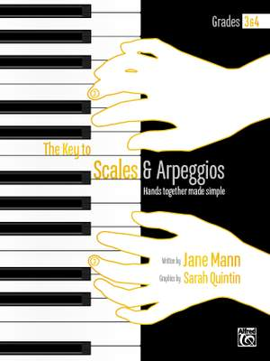 The Key to Scales and Arpeggios Gr 3-4