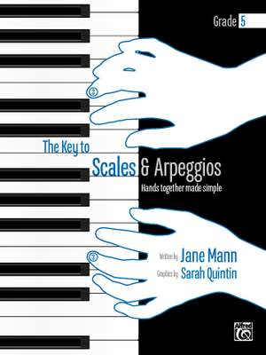 The Key to Scales and Arpeggios Gr 5