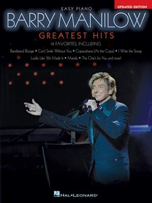 Barry Manilow - Greatest Hits, 2nd Edition