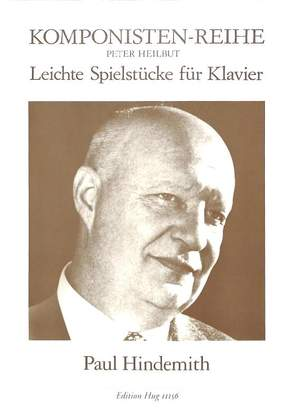 Paul Hindemith: Leichte Spielstücke Product Image