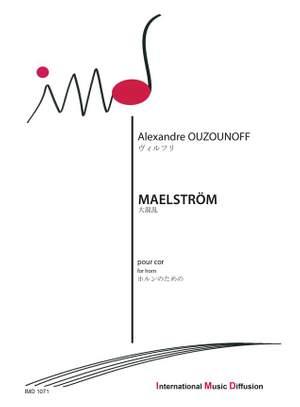 A. Ouzounoff: Maelstrom