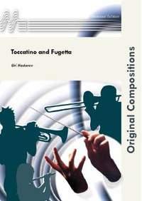 Uri Hodorov: Toccatino and Fugetta