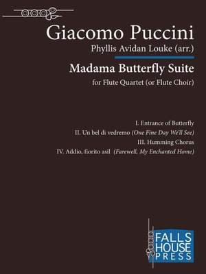 Giacomo Puccini: Madame Butterfly Suite