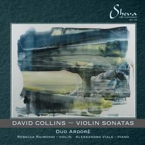 David Collins: Violin Sonatas Product Image