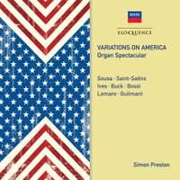 Variations on America – Organ Spectacular