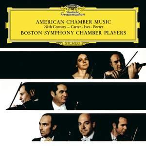 Carter: Sonata For Flute, Oboe, Violoncello And Harpsichord / Ives: Largo For Violin, Clarinet And Piano / Porter: Quintet For Oboe And String Quartet / Dvorák: String Quintet No.2 In G Major, Op.77, B.49