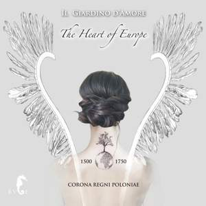 The Heart of Europe Product Image