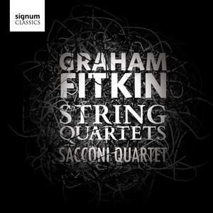 Graham Fitkin: String Quartets Product Image