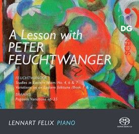 A Lesson with Peter Feuchtwanger