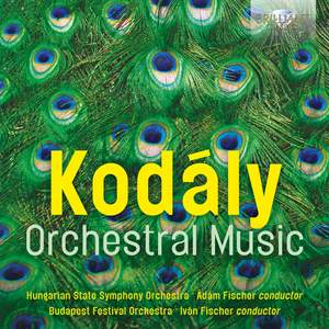 Kodály: Orchestral Music Product Image