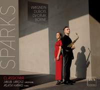 Sparks - Music for Saxophone & Piano
